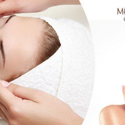 3x Profesionální hloubkové čištění pleti bez mechanického zásahu kosmetikou NouriFusion®
