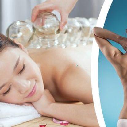 Uvolněte se v Salonu Sen v Praze nebov Benešově! 30 minutová uvolňující baňková masáž! Rozproudí lymfatický systém, prokrví pokožku a mnoho dalších příznivých účinků
