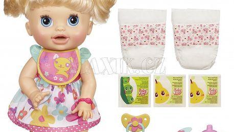 Baby Alive Panenka plná překvapení Hasbro