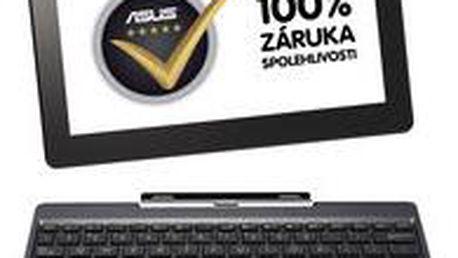 Velmi výkonný notebook/tablet ASUS Transformer Book T100TAM-BING-DK014B + zdarma Nokia Lumia 530 DualSim bílá v ceně 2590 Kč