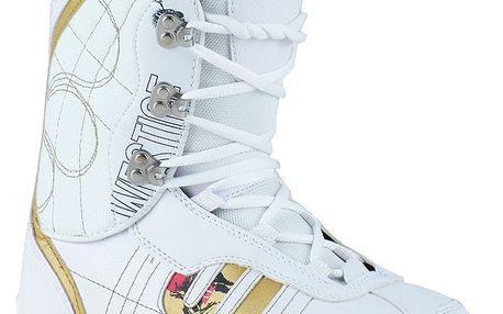 Krásné dámské snowboardové boty Westige
