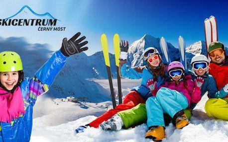 Půjčení lyžařského nebo snowboardového kompletu