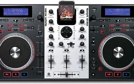 Kompletní DJ systém Numark MIXDECK