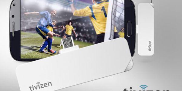 TV tuner Tivizen Pico Android 2 DVB-T pro tablety a telefony