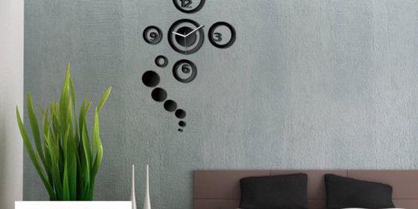 Designové nástěnné hodiny Dream