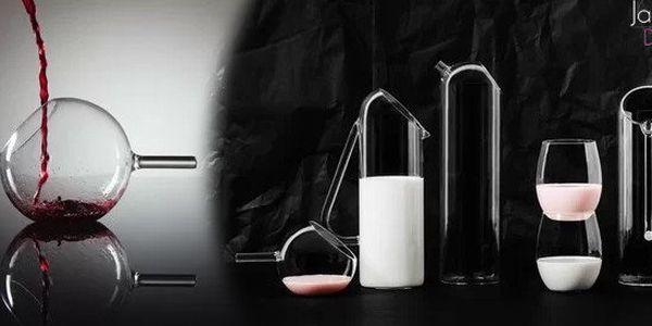 Prvotřídní český design nápojového skla