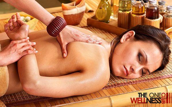 Tradiční havajská masáž Lomi-Lomi