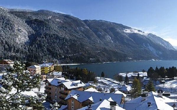 Itálie, oblast Paganella, polopenze, ubytování v 3* hotelu na 8 dní