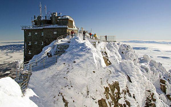 Zima v Tatranské Lomnici za výbornou cenu, i přes jarní prázdniny5