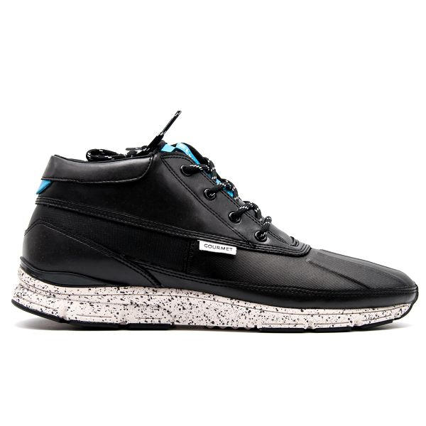 Boty Black Scale Gourmet x BS Quadici Lite Gore-Tex Black