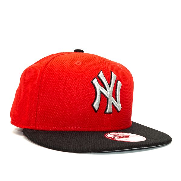 Kšiltovka New Era De Pop New York Yankees Red/Black Snapback