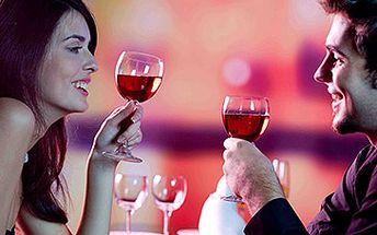 Valentýnské 5ti chodové menu nejen pro 2 zamilované za skvělých 790 Kč!