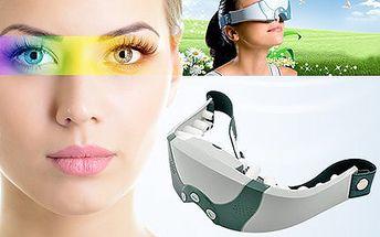Masážní přístroj na oči EYE CARE