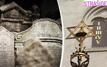 Za tajemstvím židovského města