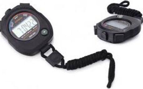 Sportovní digitální stopky + kompas