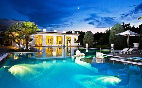 6 dní pro dva s polopenzí v tradičních italských lázních - Bellavista Park Thermal Spa Hotel 4*