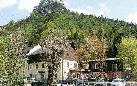 6 dnů pro dva v Rakouských Alpách, polopenze