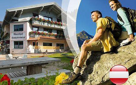 Kitzbühelské Alpy po celý rok pro DVA s all inclusive + 2 DĚTI ZDARMA