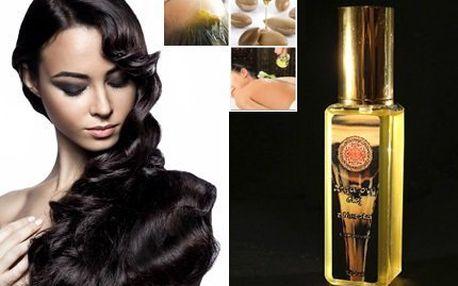 100% čistý panenský arganový olej na pleť, vlasy i nehty!