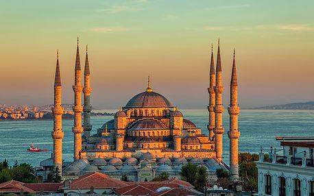 Letecký zájezd do Istanbulu
