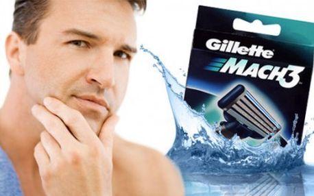 4 kusy náhradních břitů Gillette Mach 3 Turbo. Dokonale hladká pleť díky ostrým břitům! Perfektní oholení bez podráždění pokožky za cenu, kterou budete jen těžko hledat.