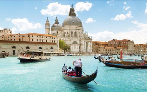 Poznávací výlet do Itálie v termínu 13- 15.2.2015. Oslavte sv.Valentýna v romantických Benátkách.