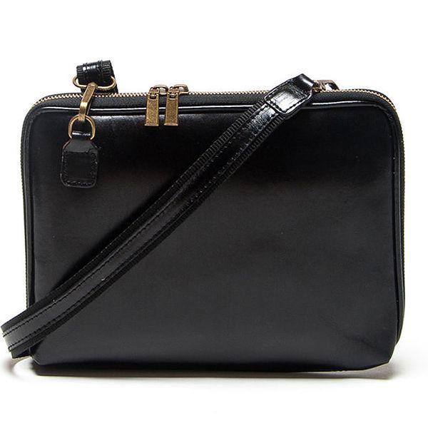Dámská černá kabelka Mangotti