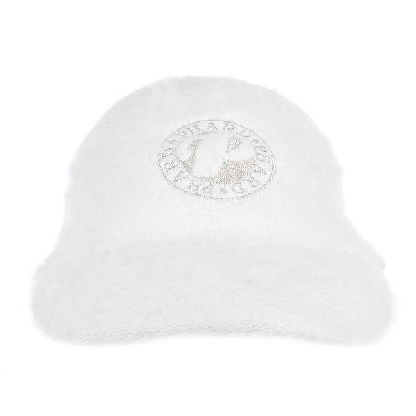 Dámská bílá čepice s kšiltem Phard
