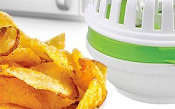 Sada na výrobu chipsů u vás doma: zdravé, chutné a bez éček!