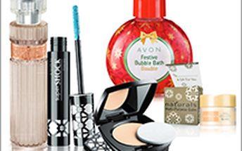 Balíček dámské kosmetiky
