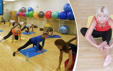 Cvičíme pro zdraví a vitalitu v kurzech Port De Bras a speciálka jen pro ženy, nejen po porodu (2x 60 minut)