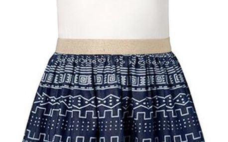 Dívčí šaty s etnickým vzorem Noppies Kids