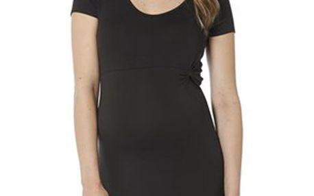 Elegantní těhotenské šaty