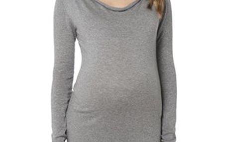 Noppies těhotenské šaty z nebesky jemné látky