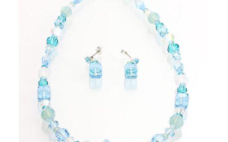 Set Bijoux Elements Aqua
