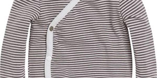 Proužkovaná dětská košile Noppies Kids