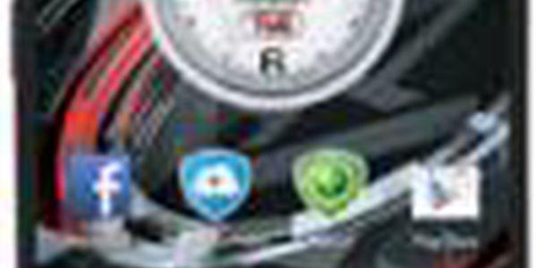 Ultra-štíhlý smartphone s 8jádrovým procesorem Prestigio Grace 7557 Zdarma Sluchátka Speed link CROSSFIRE v ceně 399 Kč
