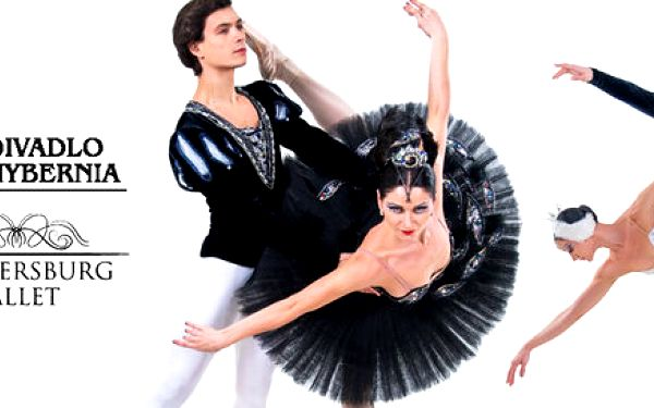 Labutí jezero v podání Petrohradského baletu!