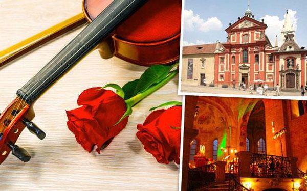 Koncert toho nejlepšího na Pražském hradu