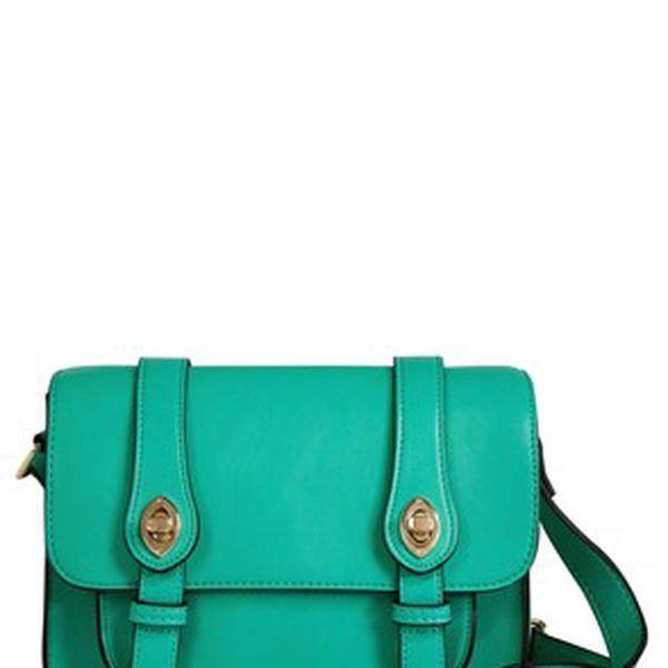 Módní zelená kabelka Next