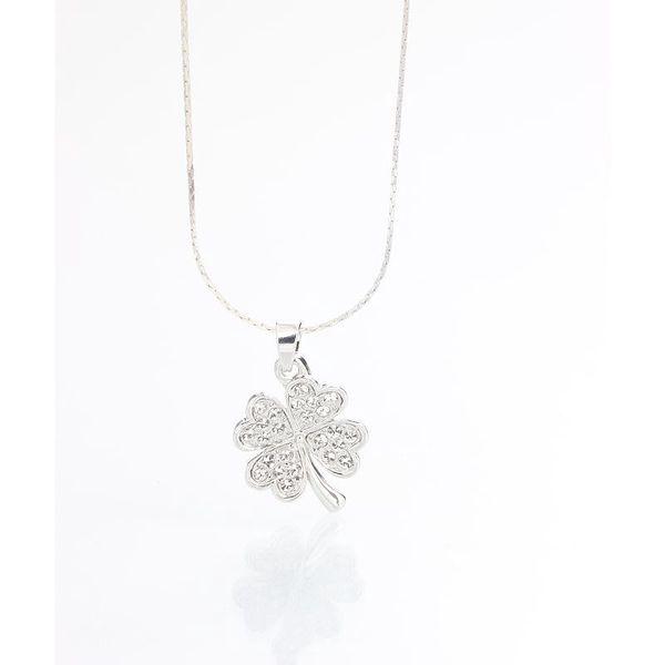 Náhrdelník Swarovski Crystal Happiness, 45 cm