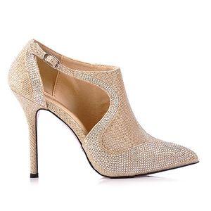 BELLE WOMEN Společenské boty I9342GO /S2-36P