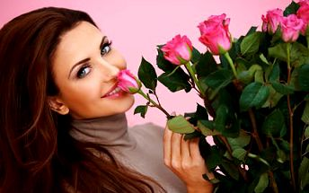 Kytice krásných holandských růží s rozvozem po Praze