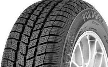 Osvědčené zimní pneu Barum Polaris 3 185/60 R14 82T