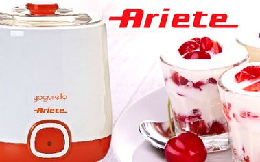 Kvalitní italský jogurtovač Ariete