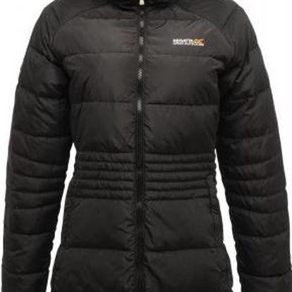 Celorozepínací dámský péřový kabátek Regatta Carmella