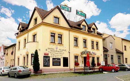 Víkendový pobyt pro dva se snídaní v Praze