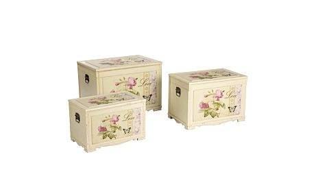 Set truhel Madame, 3 ks