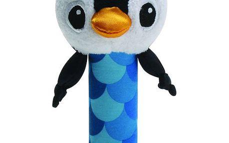 B&W Pískátko tučňák