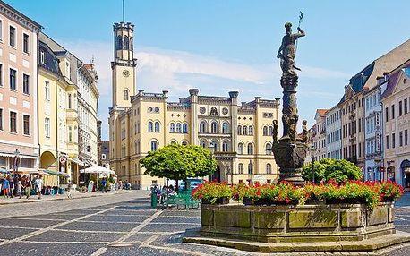 Celodenní zájezd do Žitavy s nákupy v Německu a v Polsku pro 1 osobu